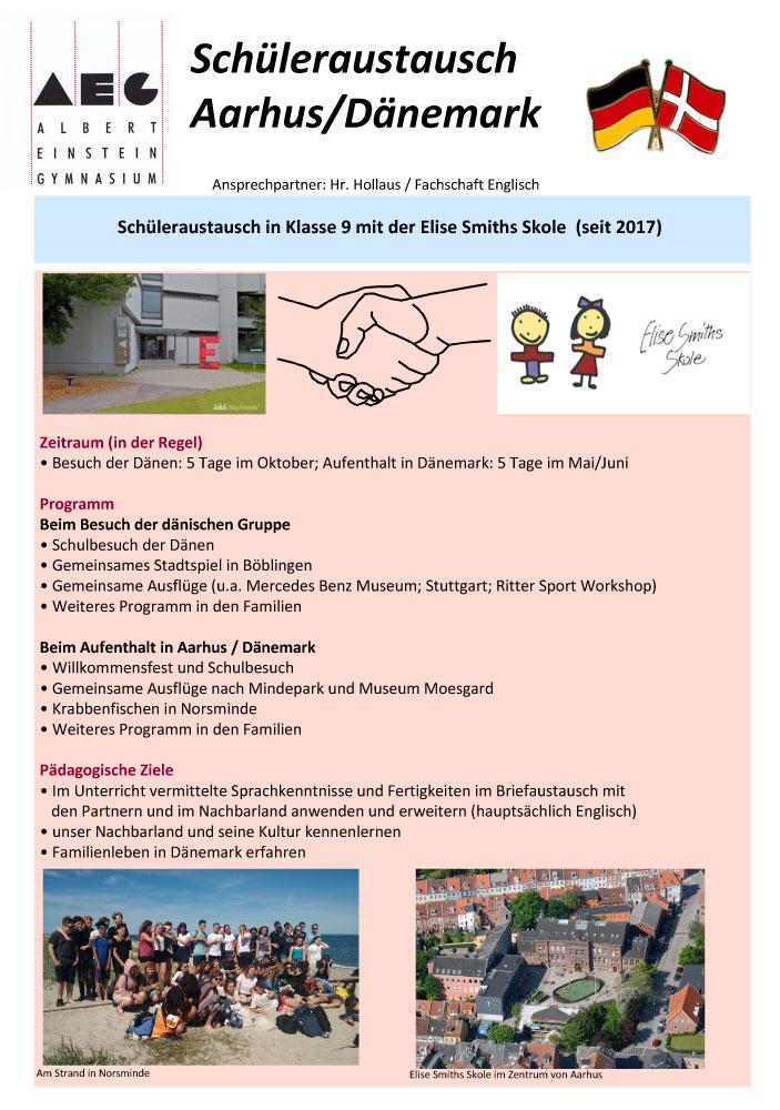 Austausch Dänemark