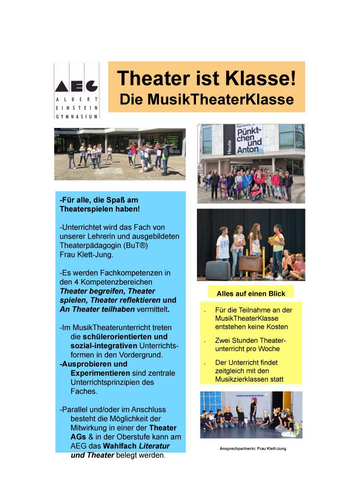 Musik-TheaterKlasse
